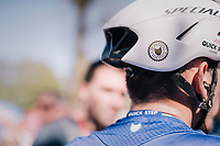 The Wolfpack never gis up ...and wins again<br /> <br /> Philippe Gilbert (BEL/Quick Step floors) post-race<br /> <br /> 82nd Flèche Wallonne 2018 (1.UWT)<br /> 1 Day Race: Seraing - Huy (198km)