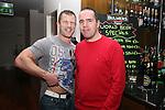 Dylan Kiely and Shane Clinton Bru