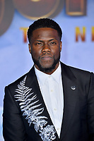 "LOS ANGELES, USA. December 10, 2019: Kevin Hart at the world premiere of ""Jumanji: The Next Level"" at the TCL Chinese Theatre.<br /> Picture: Paul Smith/Featureflash"