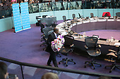 Londoners bring Mayor's Question Time to a standstill to demand Sadiq Khan keeps his climate promises.  City Hall, London.