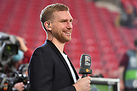 3rd September 2020; Stuttgart, Germany; UEFA Nations League football, Germany versus Spain; Per MERTESACKER commentates on the game