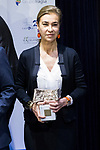 "Carmen Posadas  attends XXXIV International prizes of journalism ""Rey de Espana"" and the XIII edition of the prize ""Don Quijote"" of journalism in Madrid, Spain. March 27, 2017. (ALTERPHOTOS / Rodrigo Jimenez)"