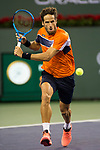 March 13, 2018: Feliciano Lopez (ESP) defeated Jack Sock (USA) 7-6(6), 4-6, 6-4 at the BNP Paribas Open played at the Indian Wells Tennis Garden in Indian Wells, California. ©Mal Taam/TennisClix/CSM
