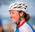 Joanie Caron, Rio 2016 - Para Cycling // Paracyclisme.<br /> Team Canada athletes compete in women's Cycling Road B Race // Les athlètes d'Équipe Canada participent à la course cycliste féminin sur route B. 17/09/2016.