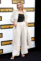 LOS ANGELES - AUG 25:  Kristen Bell at the Queenpins Photocall at the Four Seasons Hotel Los Angeles on August 25, 2021 in Los Angeles, CA