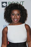 NEW YORK CITY, NY, USA - APRIL 07: Uzo Aduba at the Point Honors New York Gala 2014 held at the New York Public Library on April 7, 2014 in New York City, New York, United States. (Photo by Jeffery Duran/Celebrity Monitor)