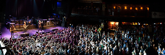 Summerland Tour: Filter performing at House of Blues in Boston, Massachusetts