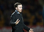 St Johnstone v Hearts…05.04.17     SPFL    McDiarmid Park<br />Hearts boss Ian Cathro<br />Picture by Graeme Hart.<br />Copyright Perthshire Picture Agency<br />Tel: 01738 623350  Mobile: 07990 594431
