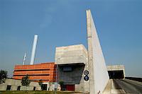 """- Milan, incinerator and waste to energy plant """"Silla 2""""<br /> <br /> - Milano, Inceneritore termovalorizzatore """"Silla 2"""""""