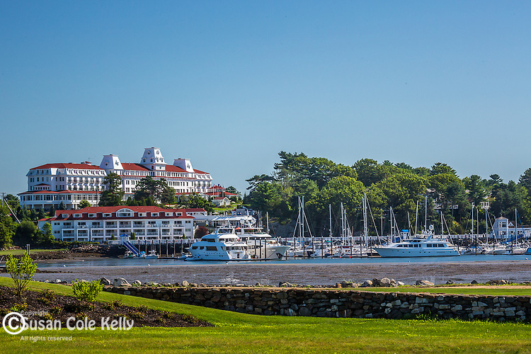 Wentworth-by-the-Sea in New Castle, New Hampshire, USA