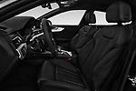 Front seat view of 2019 Audi A5-Sportback Premium 5 Door Hatchback