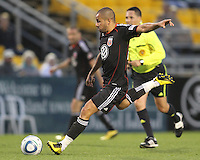Fred#27 of D.C. United during a second round match of the Carolina Challenge against the Chicago Fire on March 9 2011 at Blackbaud Stadium, in Charleston, South Carolina. D.C. United won 1-0.