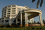 Exterior of the host venue, the Enjoy Hotel del Mar