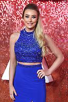 Chloe Crowhurst<br /> at the ITV Gala 2017 held at the London Palladium, London<br /> <br /> <br /> ©Ash Knotek  D3349  09/11/2017