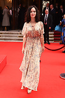 Sally Humphries<br /> arriving for the Prince's Trust Awards 2020 at the London Palladium.<br /> <br /> ©Ash Knotek  D3562 11/03/2020