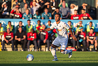 Wayne Routledge of Swansea City during the 2017/18 Pre Season Friendly match between Barnet and Swansea City at The Hive, London, England on 12 July 2017. Photo by Andy Rowland.