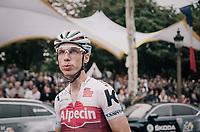 Tony Martin (GER/Katusha-Alpecin) post-race<br /> <br /> 104th Tour de France 2017<br /> Stage 21 - Montgeron › Paris (105km)