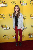 "LOS ANGELES - JUN 5:  Sammi Hanratty arriving at the Premiere Of Disney Channel's .""Let It Shine"" at DGA Theater on June 5, 2012 in Los Angeles, CA"