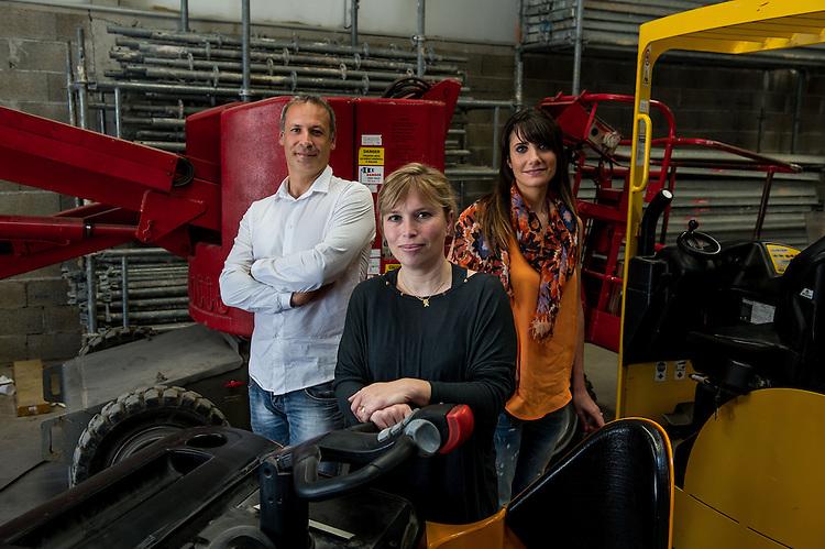 Access formation, société de formation :  S.Caroti, Floriane Ramio et Dominique Lucchesi - Zone franche urbaine ZFU - Marseille 2013