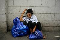 Manila (Luzon), PHILIPPINES - -February 2006  File Photo -Manila (Luzon), PHILIPPINES - -February 2006  File Photo - street Life in Manila -