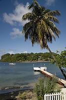 Young Island off St. Vincent. Caribbean, Atlantic Ocean