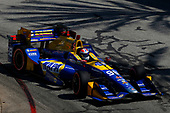 2017 Verizon IndyCar Series<br /> Toyota Grand Prix of Long Beach<br /> Streets of Long Beach, CA USA<br /> Sunday 9 April 2017<br /> Alexander Rossi<br /> World Copyright: Jake Galstad/LAT Images