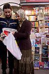 Istanbul, Sahaflar Çarşısı, used book market, Bazaar Quarter,  Turkey,
