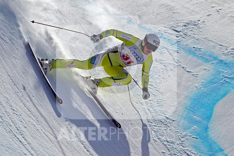30.11.2011, Birds of Prey, Beaver Creek, USA, FIS Weltcup Ski Alpin, Abfahrt Herren, 2. Training, im Bild  Norwegian Ski Team Athlete Kjetil Jansrud // during a men's downhill practice session at FIS alpine Ski Worldcup on the Birds of Prey downhill course, Beaver Creek, United Staates on 2011/11/30 , EXPA Pictures © 2011, PhotoCredit: EXPA/ Jonathan Selkowitz..***** ATTENTION - out of USA *****