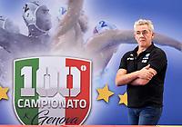 Alessandro Bovo AN Brescia <br /> Trieste 24-05-2019 Centro Federale Bruno Bianchi   <br /> Campionato Italiano Final Six Unipolsai <br /> Pallanuoto Uomini  <br /> Semifinale <br /> AN Brescia - CN Posillipo <br /> Foto Andrea Staccioli/Deepbluemedia/Insidefoto