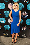 María Adánez attends the photocall before the concert of spanish singer Poveda in Royal Theater in Madrid, Spain. July 23, 2015.<br />  (ALTERPHOTOS/BorjaB.Hojas)