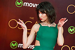 Ursula Corbero attends to the photocall before the cocktail of the night of the Oscar of Movistar+ at Gran Teatro Principe Pio in Madrid. February 28, 2016. (ALTERPHOTOS/BorjaB.Hojas)
