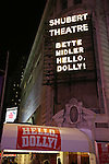BETTE MIDLER  Hello, Dolly! - Marquee