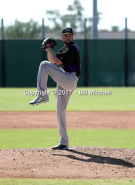 Shane Broyles - 2017 AIL Rockies (Bill Mitchell)