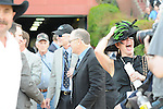 April 12, 2014: Celebration after #1 Danza with jockey Joe Bravo aboard wins the Arkansas Derby (Grade I) at Oaklawn Park in Hot Springs, AR. Zoie Clift/ESW/CSM