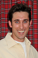 """PAUL J. ALESSI.""""Forever Plaid"""" 20th Anniversary Special Event held at Club Nokia LA Live, Los Angeles, CA , USA, 9th July 2009..portrait headshot beige cream shirt smiling pinstripe .CAP/ADM/BP.©Byron Purvis/Admedia/Capital Pictures"""