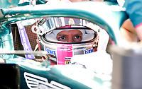 24th September 2021; Sochi, Russia; F1 Grand Prix of Russia free practise sessions;  5 Sebastian Vettel GER, Aston Martin Cognizant F1 Team, F1 Grand Prix of Russia at Sochi Autodrom