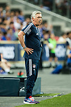 Bayern Munich Coach Carlo Ancelotti during the International Champions Cup match between Chelsea FC and FC Bayern Munich at National Stadium on July 25, 2017 in Singapore. Photo by Weixiang Lim / Power Sport Images