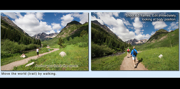 Lines Make a Stage.<br />