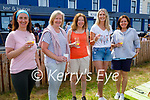 Enjoying the morning in Ballybunion on Sunday, l to r: Mairead Collier, Colette Glynn, Rachel Harney, Sarah Kelly and Carolanne Russell.