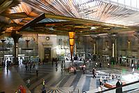 EGYPT, Cairo, Ramses central railway station / ÄGYPTEN, Kairo, Ramses Hauptbahnhof