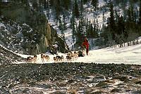 B.Cotter on the Glacier Outside Rohn Interior AK