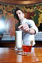 Matthew Steinvorth at Sazerac bar in Roosevelt Hotel