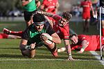 Div 1 Rugby S/Final - Stoke v Marist