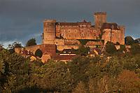 Europe/Europe/France/Midi-Pyrénées/46/Lot/Prudhomat: Le château de Castelnau-Bretenoux
