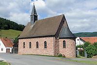 Kapelle von Buch in  Kirchzell im Odenwald, Bayern, Deutschland