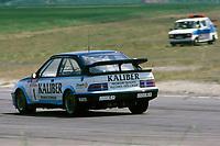 1989 British Touring Car Championship.