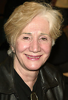NEW YORK, NY- FEBRUARY 21: Olympia Dukakis celebrates the CD release of Charlotte Rae: Songs I Taught My Mother, held at Barnes and Nole, on February 21, 2007, in New York City.<br /> CAP/MPI/JP<br /> ©JP/MPI/Capital Pictures