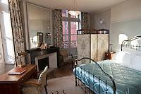 Europe/France/Midi-Pyrénées/31/Haute-Garonne/Toulouse: Hôtel de Charme: Le Grand Balcon Hôtel mytique des pionniers de l'aéropostale _ La Chambre  de Saint-Exupéry - Chambre  Numéro 32