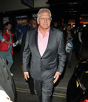 """Robert Zemeckis at the """"Back to the Future The Musical"""" press night, Adelphi Theatre, The Strand, on Monday 13th September 2021 in Londomn, England, UK. <br /> CAP/CAN<br /> ©CAN/Capital Pictures"""