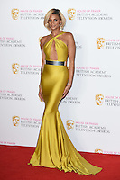 Alesha Dixon<br /> in the winners room at the 2016 BAFTA TV Awards, Royal Festival Hall, London<br /> <br /> <br /> ©Ash Knotek  D3115 8/05/2016
